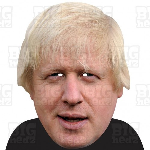 BORIS JOHNSON : A3 Size
