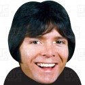 CLIFF RICHARD : BIG A3 size face mask