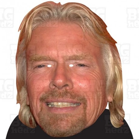 RICHARD BRANSON : A3 Size