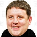 PETER KAY : BIG A3 Size Face Mask