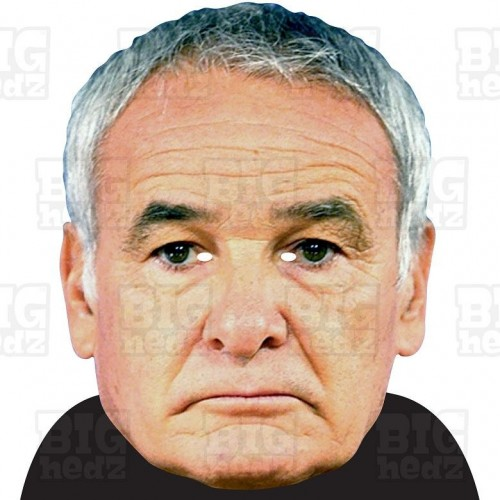 CLAUDIO RANIERI : BIG A3 Size Face Mask