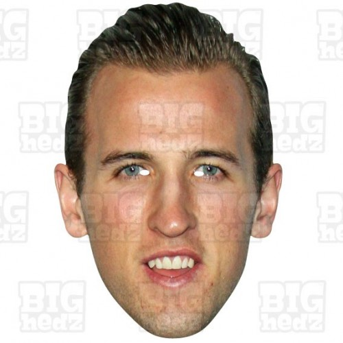 HARRY KANE : Life-size Face Mask