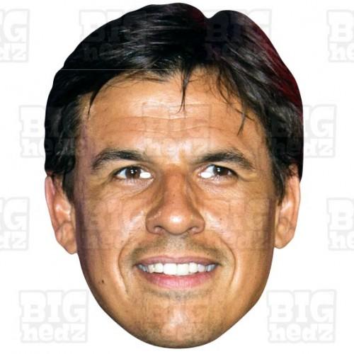 CHRIS COLEMAN : Life-size Face Mask
