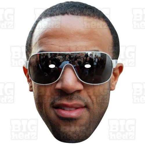 CRAIG DAVID : Life-size Face Mask