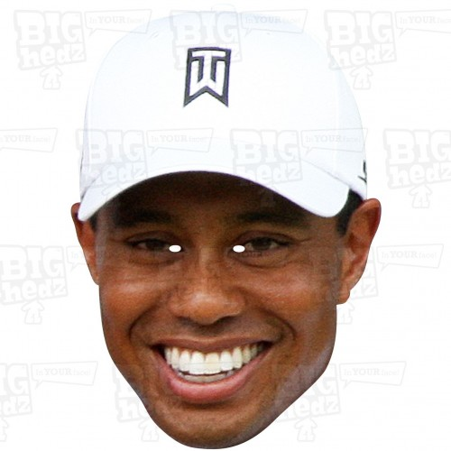 TIGER WOODS : BIG A3