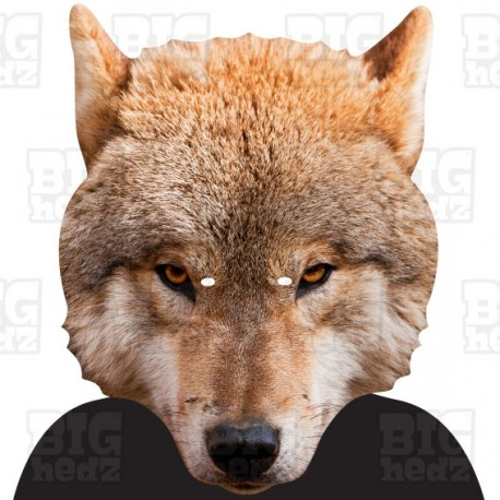 WOLF : A3 Size