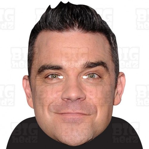 ROBBIE WILLIAMS : A3 Size