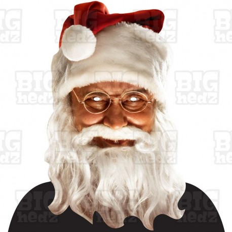 FATHER CHRISTMAS / SANTA : A3 Size