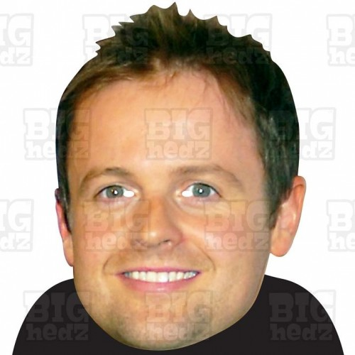 DEC / DECLAN DONNELLY : BIG A3 Size Face Mask