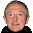 LOUIS WALSH BIG A3 Size Face Mask by BIGhedz