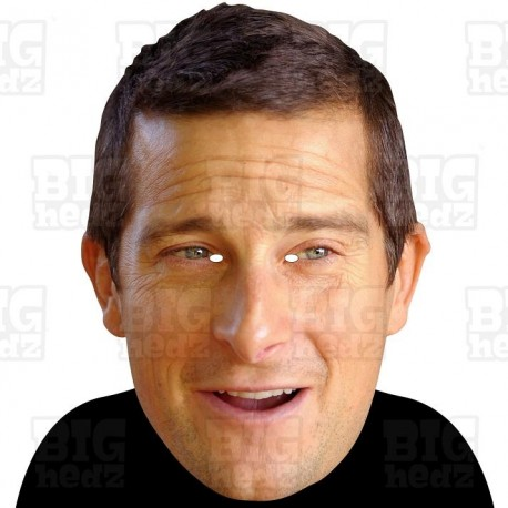 BEAR GRYLLS : BIG A3 Size Face Mask