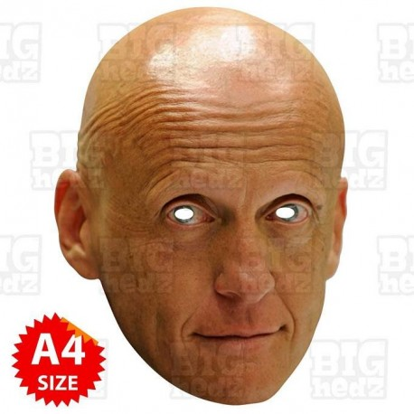 PIERLUIGI COLLINA : Life-size Face Mask