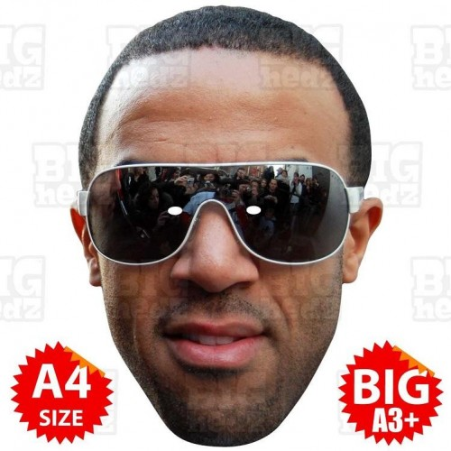 CRAIG DAVID : BIg A3 Size Face Mask