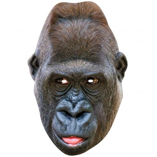GORILLA : Life-size Face Mask