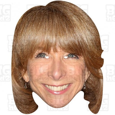 HELEN WORTH : Life-size Card Face Mask Coronation Street