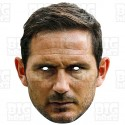 FRANK LAMPARD Life-size Card Face Mask of Super frankie!